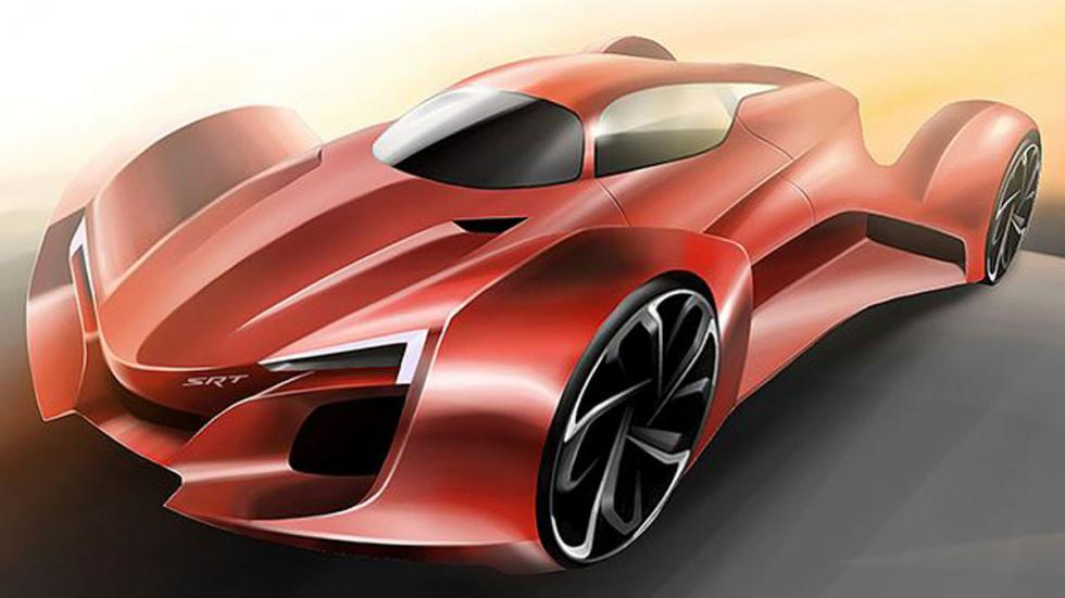 Dodge Hellcat SRT 2025