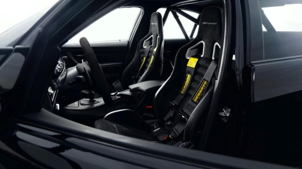 BMW M3 E90 Clubsport interior