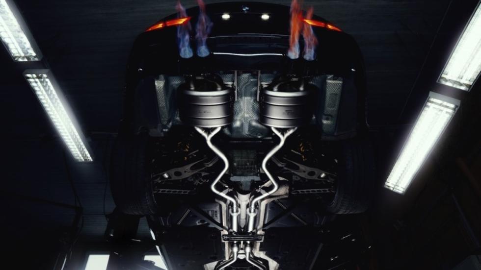 BMW M3 E90 Clubsport bajos
