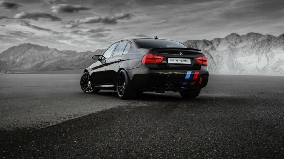 BMW M3 E90 Clubsport trasera