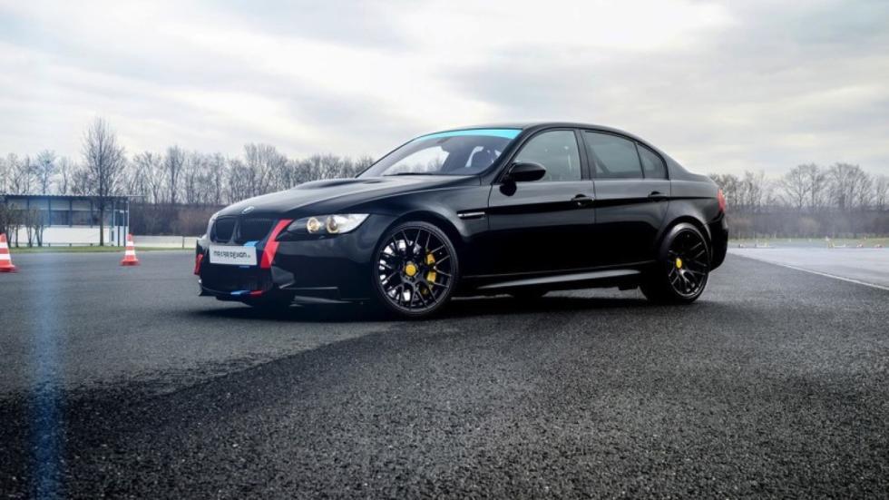 BMW M3 E90 Clubsport perfil