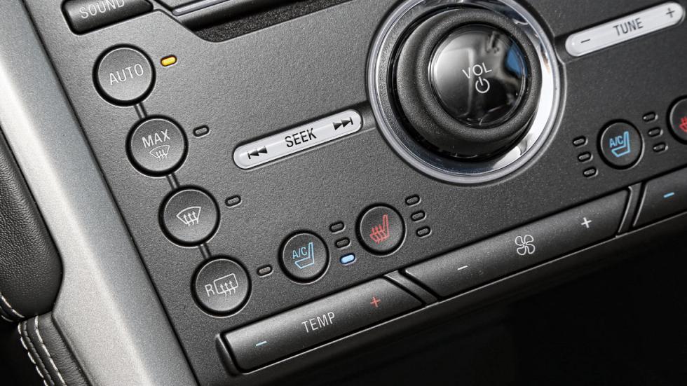 Ford Mondeo SW Vignale instrumentación