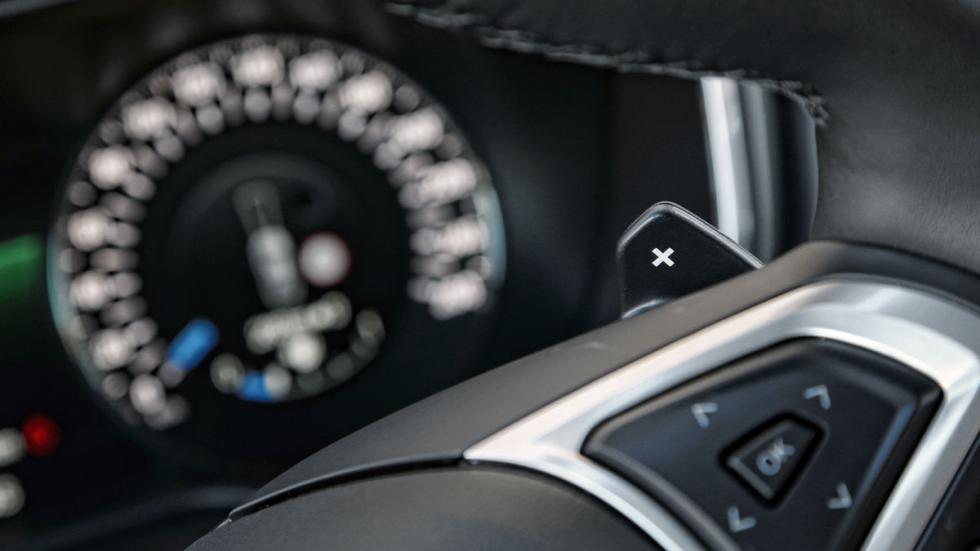 Ford Mondeo SW Vignale levas cambio