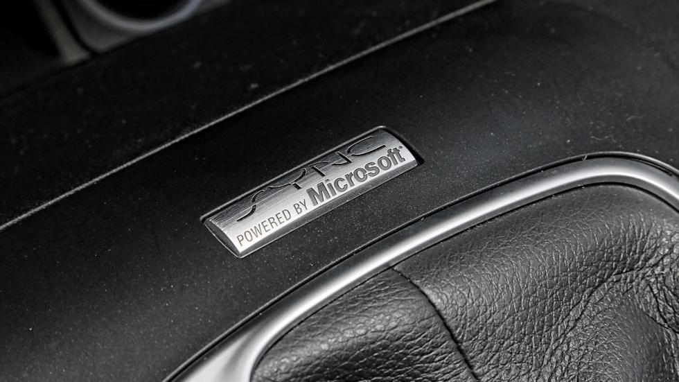 Ford Mondeo SW Vignale sistema Sync 2