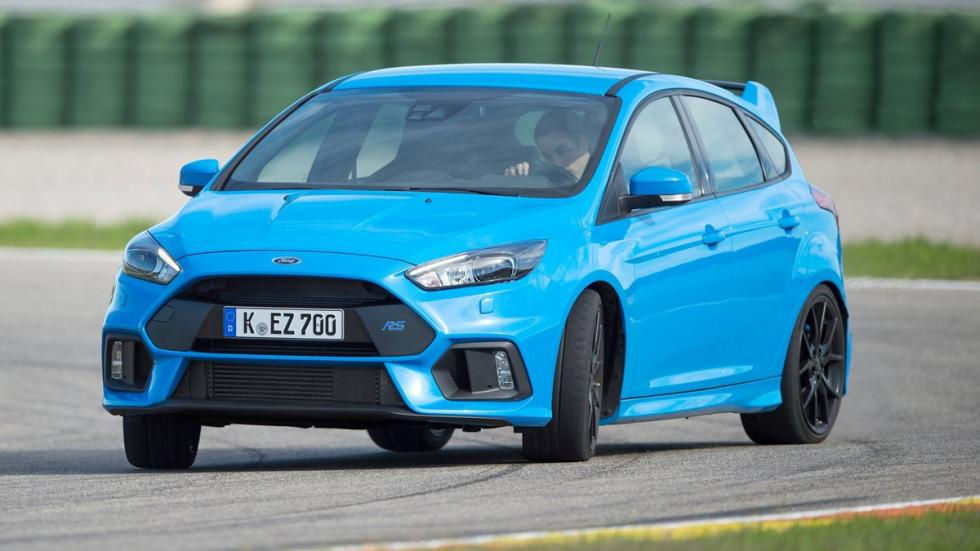 compactos-más-potentes-2016-Ford-Focus-RS