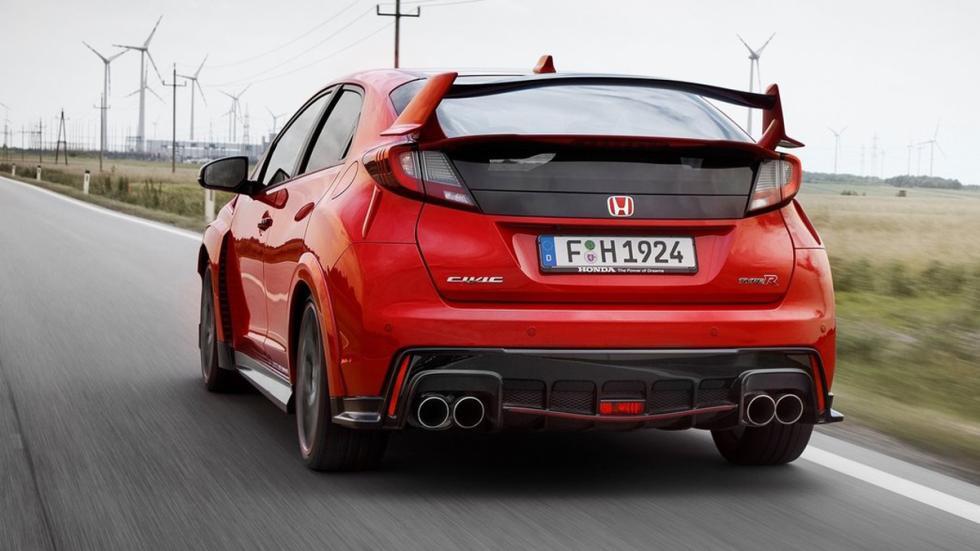 compactos-más-potentes-2016-Honda-Civic-Type-R-zaga