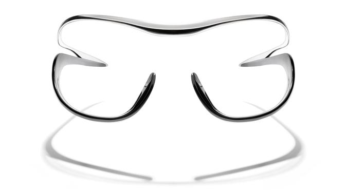 frontal gafas mercedes-benz