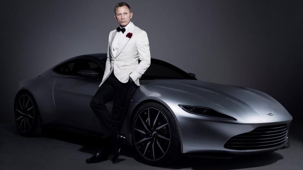 Subasta Aston Martin DB10