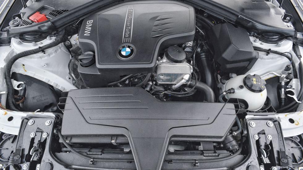 BMW 428i motor