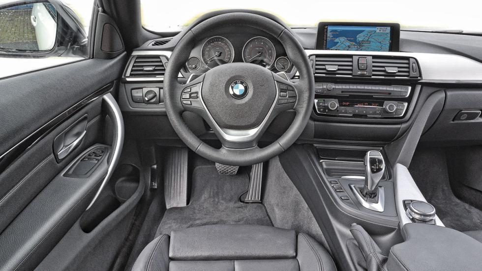 BMW 428i salpicadero