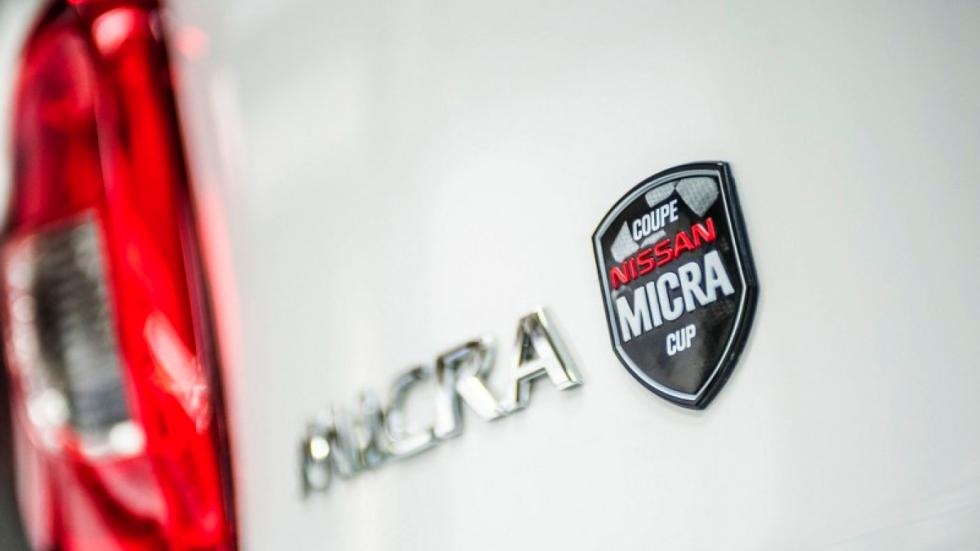 Nissan Micra Cup Edition logo