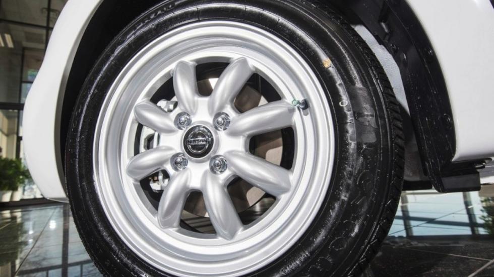 Nissan Micra Cup Edition rueda
