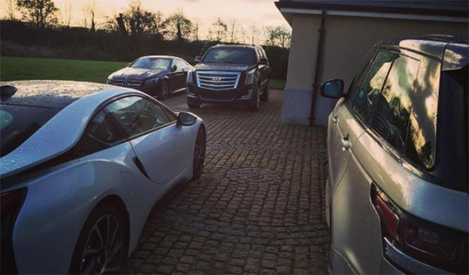 coches Conor McGregor 2