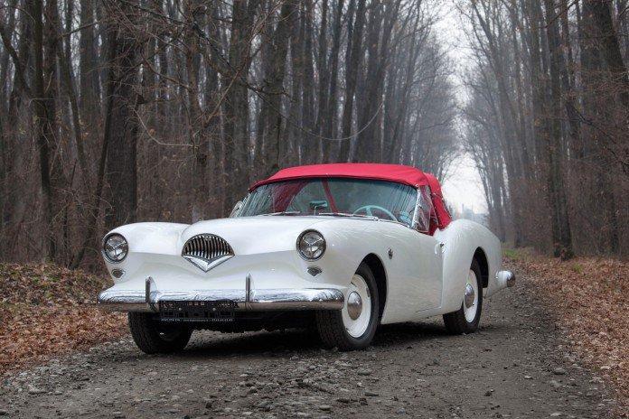 Kaiser-Darin Roadster 1954