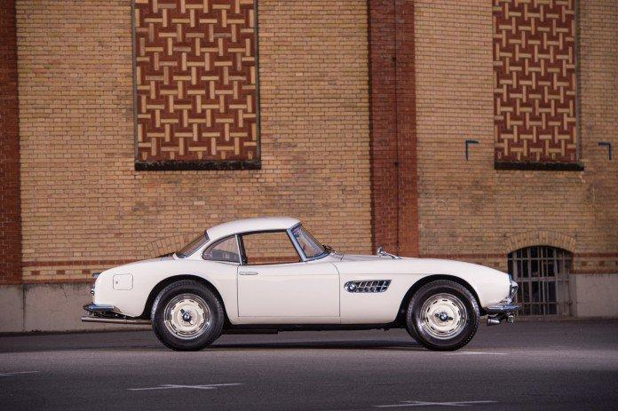 BMW 507 Roadster Series II de 1957