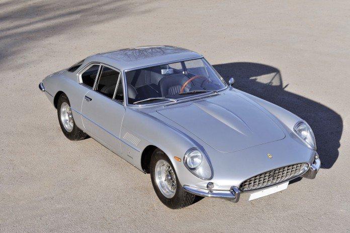 Ferrari 400 Superamerica LWB Coupé Aerodinamico by Pininfarina de 1962