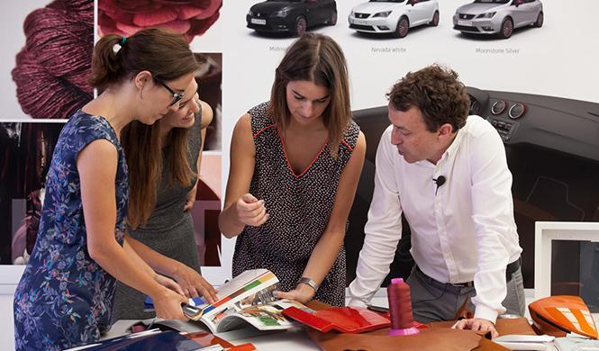 Los colores de los coches del futuro Color&Trim