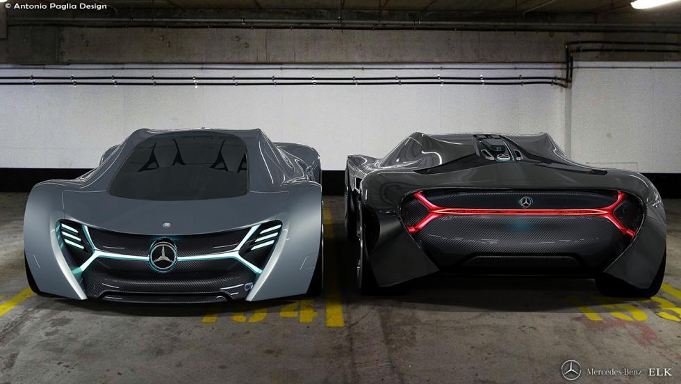 Mercedes ELK