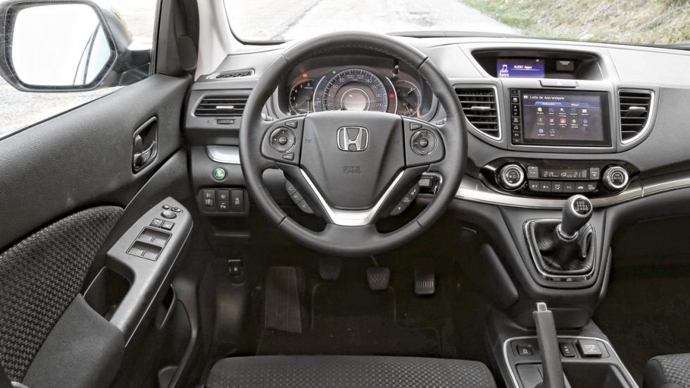 Honda-CR-V-salpicadero