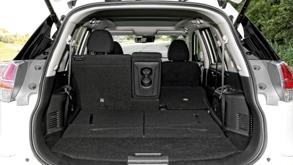 Nissan-X-Trail-maletero