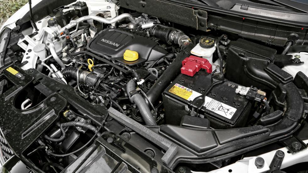 Nissan-X-Trail-motor