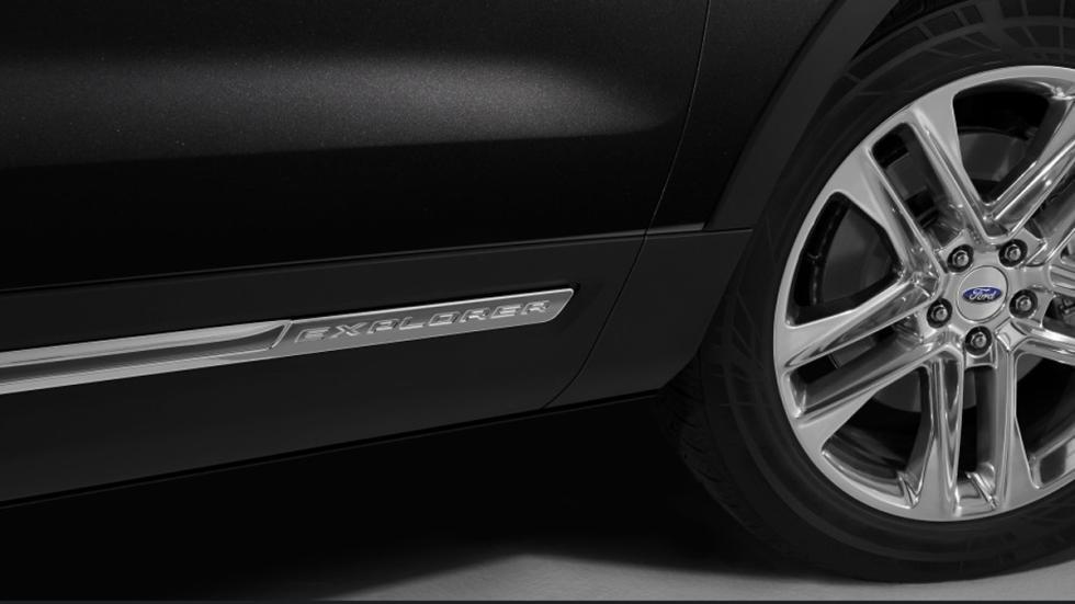 llantas cromadas ford explorer platinum