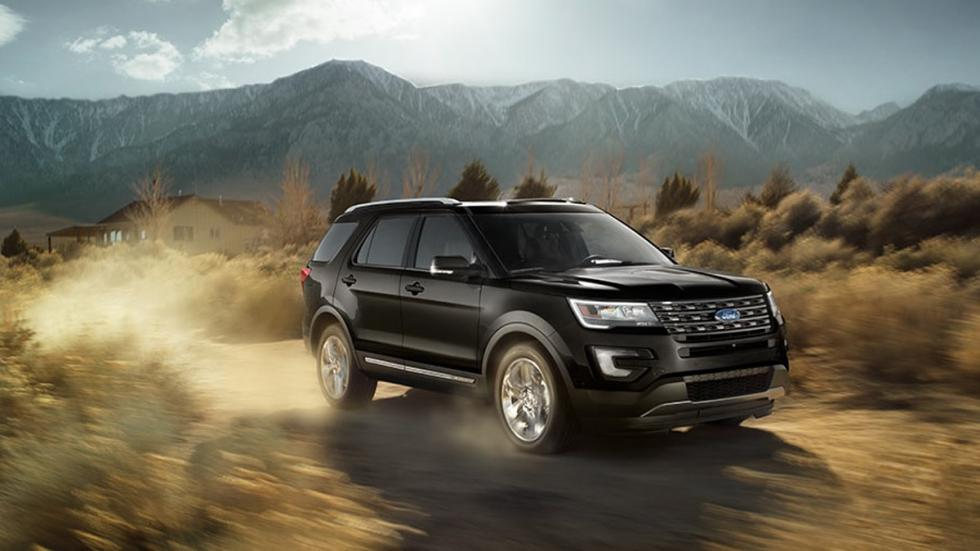 ford explorer platinum expediente x