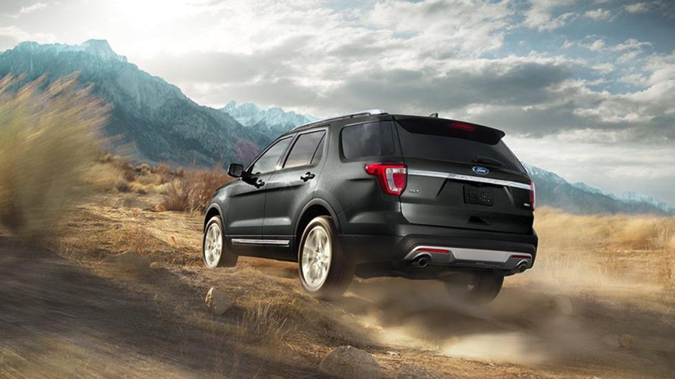 trasera ford explorer platinum