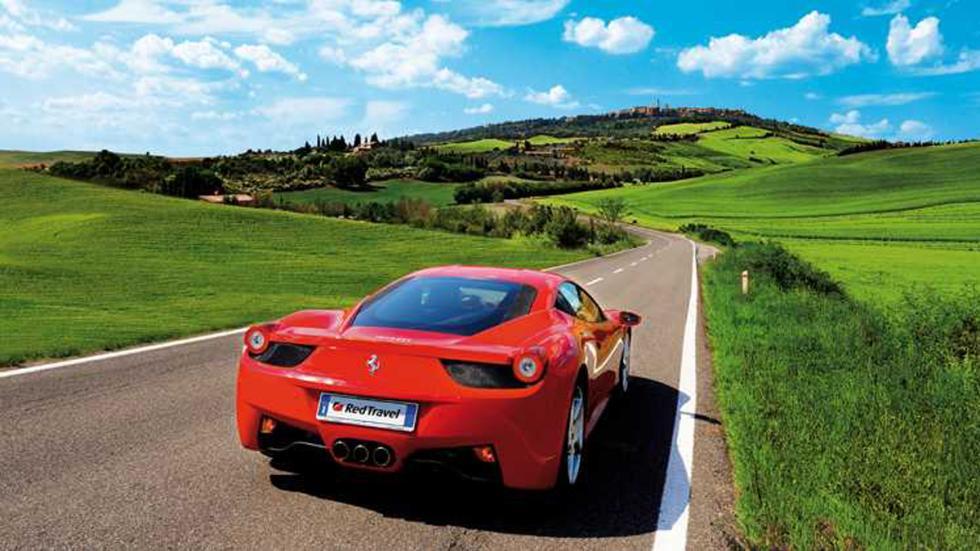 mejores carreteras italia