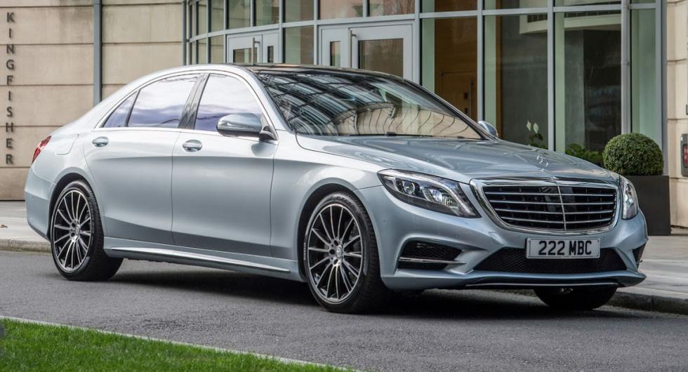 Mercedes Clase S