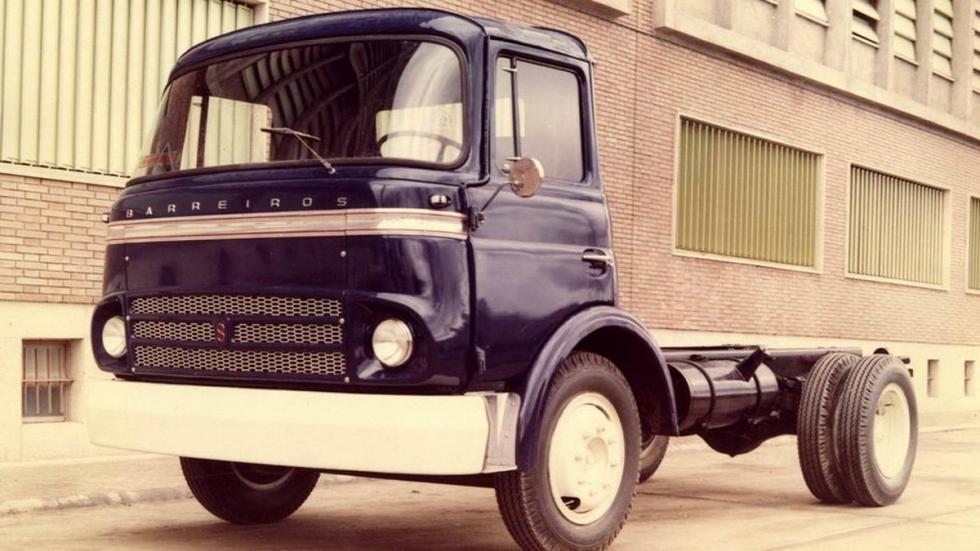 Barreiros camion