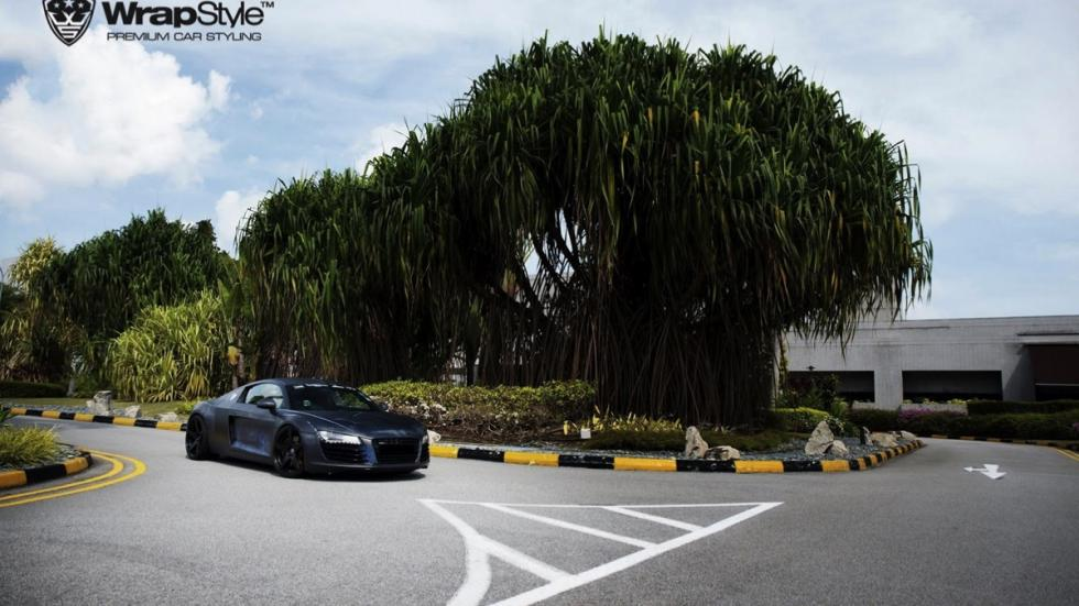 Audi R8 Batman