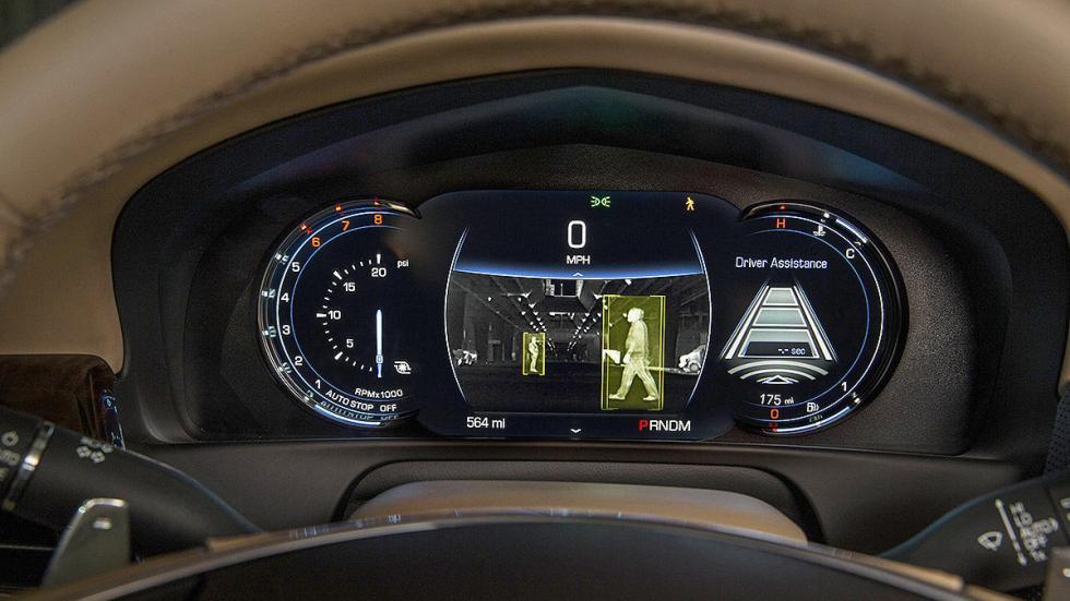 Cadillac CT6 indicadores