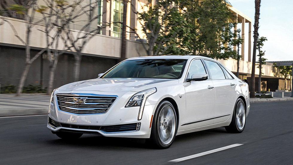 Cadillac CT6 dinámica
