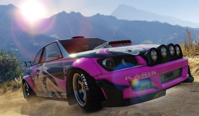 coches personalizables GTA Online 2