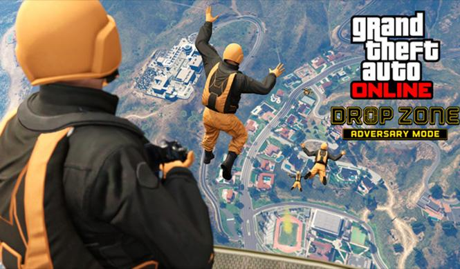 modo Adversario GTA Online
