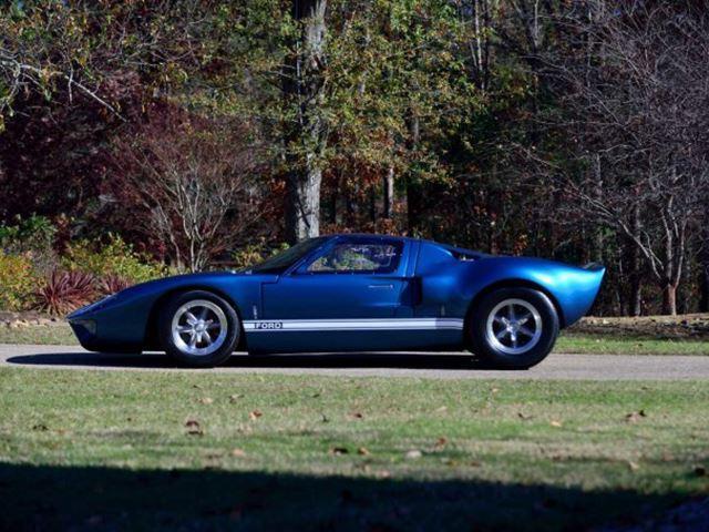 Ford GT de 'A todo gas' lateral