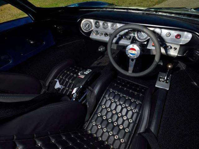 Ford GT de 'A todo gas' interior