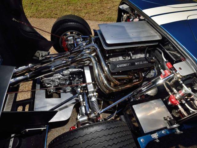 Ford GT de 'A todo gas' motor