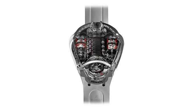 Reloj Hublot LaFerrari 2
