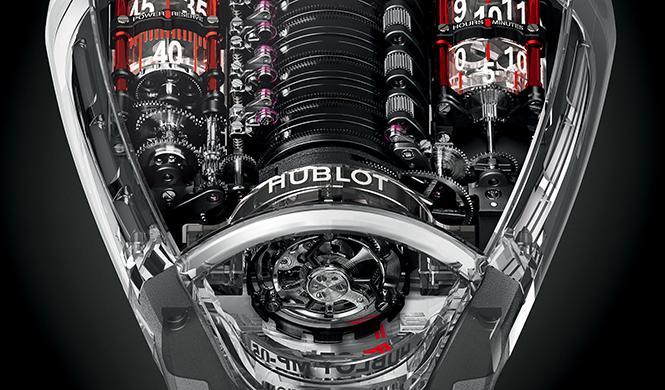 Reloj Hublot LaFerrari 4