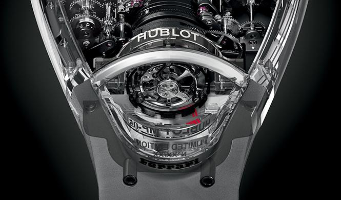 Reloj Hublot LaFerrari 5