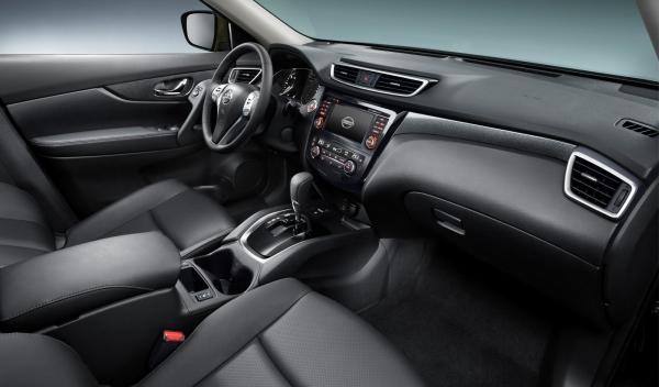 Nuevo Nissan X-Trail 2014 interior salpicadero