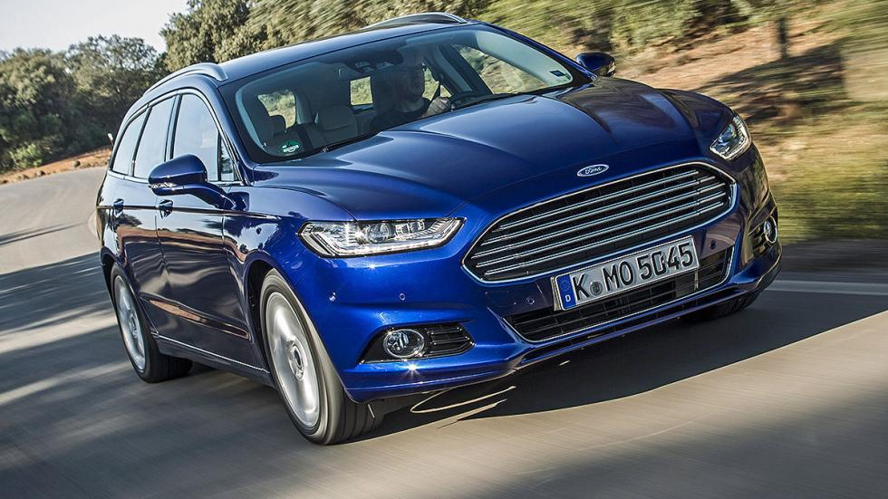 Ford Mondeo 2015 Sportbreak parrilla