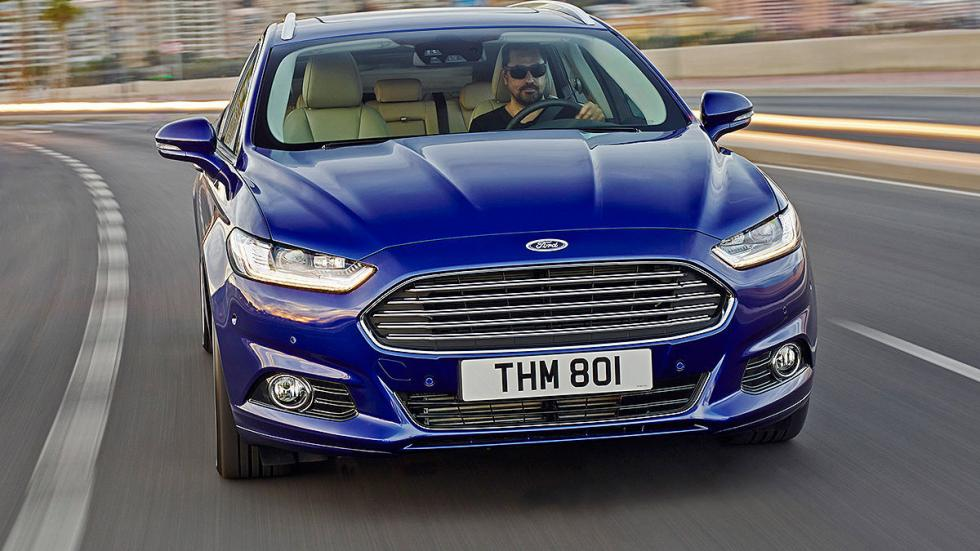 Ford Mondeo 2015 Sportbreak frontal