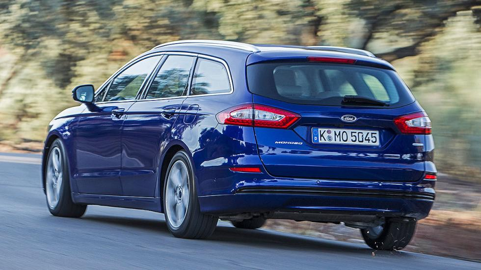Ford Mondeo 2015 Sportbreak zaga