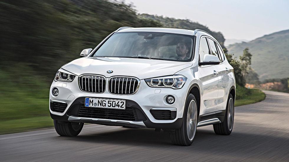 Prueba: BMW X1 2015