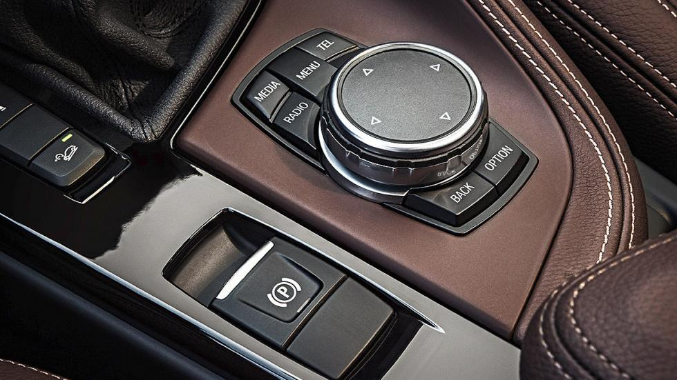 Prueba: BMW X1 2015 detalle