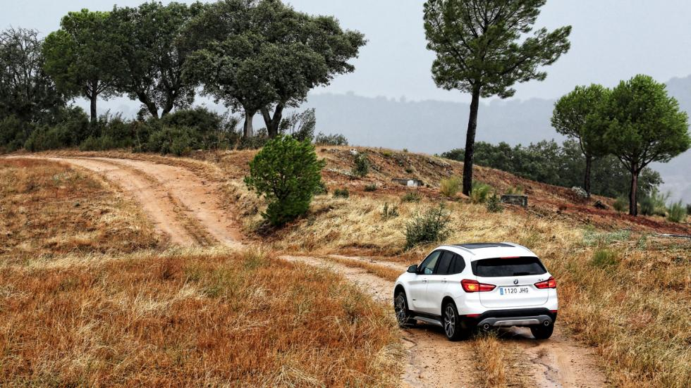 Prueba: BMW X1 2015 xLine