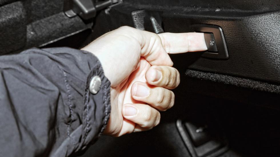 Prueba: BMW X1 abatir respaldos